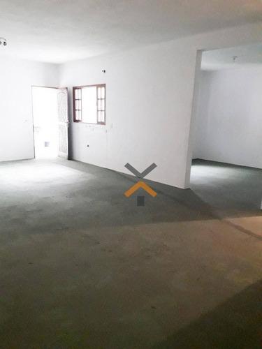 Casa Comercial Na Vila Camilopolis! - Ca0025