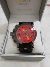 01d06d4fb56 De Luxo Masculinos Sector - Relógio Oakley Masculino no Mercado ...