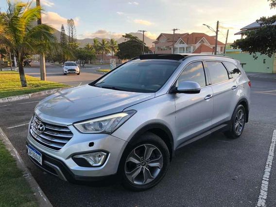Hyundai Grand Santa Fé 3.3 2014 Detalhes