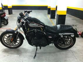 Harley Davidson Xl 883-r Preta Excelente Estado