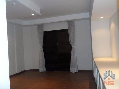 Imagem 1 de 30 de Apartamento Com 4 Dormitórios À Venda, 280 M² Por R$ 1.100.000,00 - Vila Suzana - São Paulo/sp - Ap11670