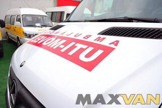 Ambulância Uti | Ambulância Remoção | Sprinter Uti | Ducato