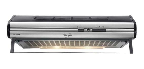Purificador cocina Whirlpool WAB60 ac. inox. empotrable 60cm x 15cm x 51cm plateado 220V
