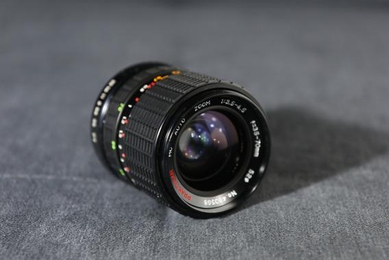 Lente Prakticar 35-70mm F3.5-4.5 Na Caixa, Nova - Praktica B