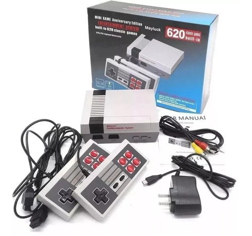 Clásico Juego Consola Retro Mini Versión 620 Classic Games
