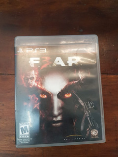 Fear 3 Ps3 Usado