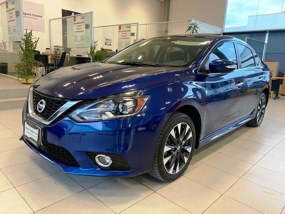 Nissan Sentra Sr Turbo Std 2017 En Excelentes Condiciones