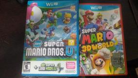 Mario De Nintendo Wii U