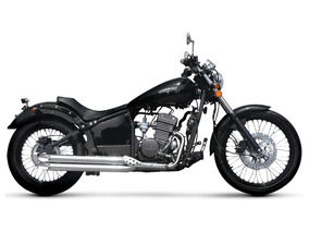 Zanella Patagonian Eagle 350 Chopper Custom Moto Like