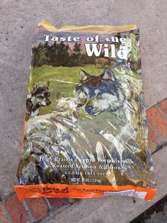 Taste Of The Wild Puppy Bisonte 28 Lb