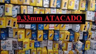 100x Películas De Vidro 0,33mm Atacado (todos Os Modelos)