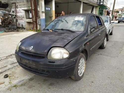 Renault Clio Rl 1.0 2001 (sucata Somente Peças)