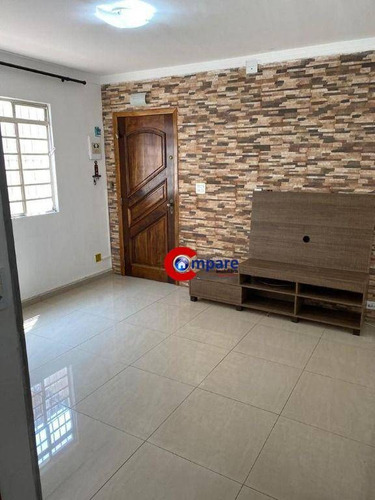 Imagem 1 de 21 de Excelente Apartamento Com 2 Dormitórios  Na Vila Planalto - Ap9753