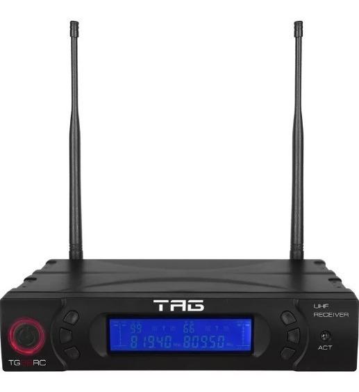 Receptor Digital Microfone Tagima Tg-88rc +bodypack Tg-88bp