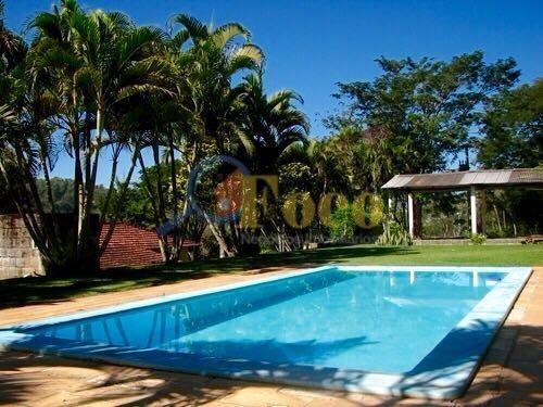 Chácara Rural À Venda, Jardim Seabra, Amparo - Ch0049. - Ch0049