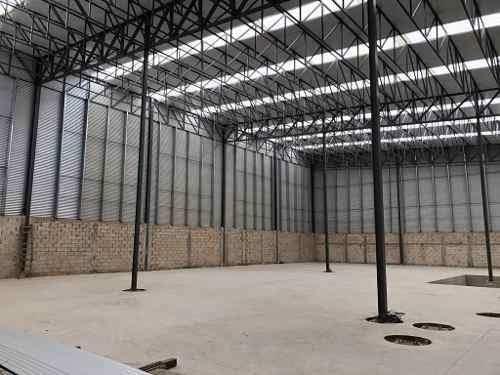 Bodega En Renta Plan De Ayala Sur