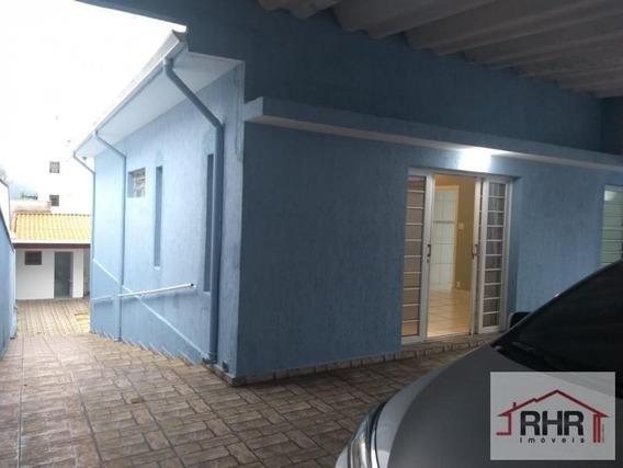 Casa Para Locação Em Mogi Das Cruzes, Parque Santana, 3 Dormitórios, 1 Suíte, 2 Banheiros, 3 Vagas - 380