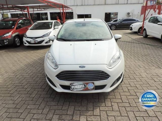 Ford Fiesta Titanium 1.6 16v Flex, Qhw0517