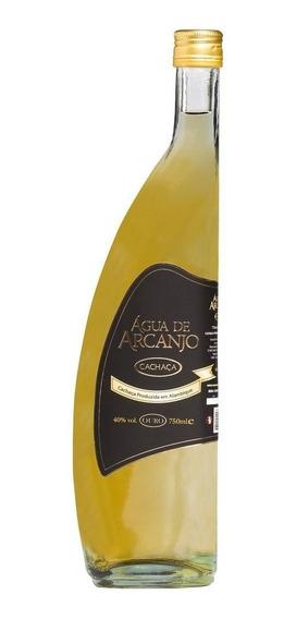 Cachaça Premium Ouro 750ml - Água De Arcanjo