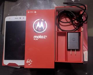 Moto Z2 Play Xt1710 64gb Dual Chip 4g 12mp Dourado