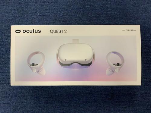 Imagen 1 de 7 de Oculus Quest 2 De 256 Gb Auriculares Vr Todo En Uno - Blanco