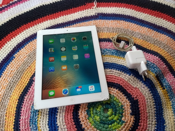 iPad 3 64gb Com Tela Trincada
