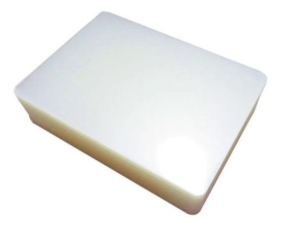Plastico Polaseal Plastificacao Refil Ccm 105x226mm - 0,05