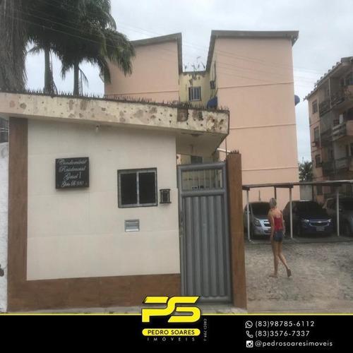 Apartamento No Geisel Com 2 Quartos E Varanda Todo Reformado. (oportunidade) - Ap3419