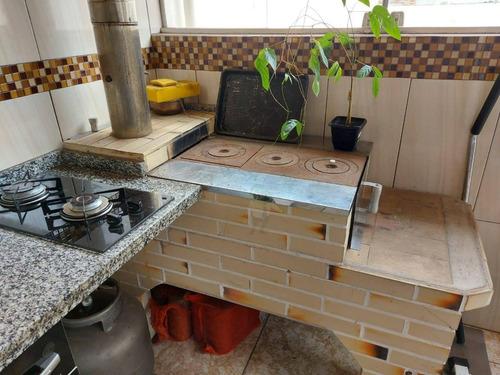 Cobertura Com 3 Dormitórios À Venda, 220 M² Por R$ 560.000,00 - Parque Industriário - Santo André/sp - Co0323