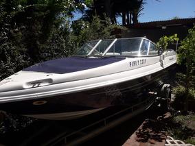Lancha Open Fishing 551 Mot Yamaha 115 Hp Impec Con Trailer