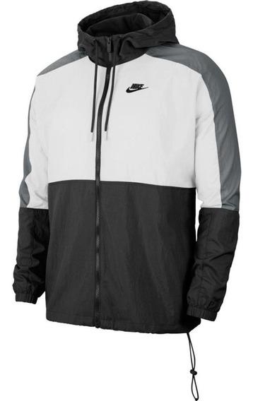 Jaqueta Corta Vento Masculina Nike Sportswear Hooded Cj4560
