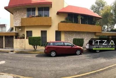 Amplia Y Funcional Casa En Privada En Paseos De Taxqueña