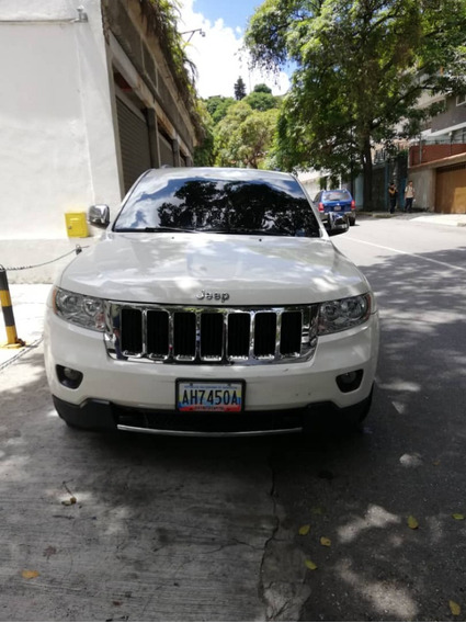 Jeep Grandcherokee Limited 4x4 2013
