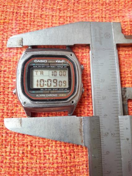 Relógio Antigo Casio Dw-1000 Raro No Estado Leia A Descrição
