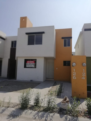 Casa En Renta En Zona Privada Residencial Paseo Ambers