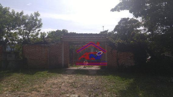 Chácara Residencial À Venda, Chácara Recanto Das Orquídeas, Monte Mor. - Ch0014