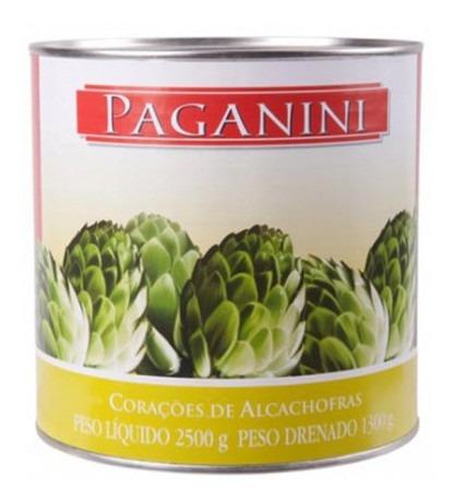 Imagem 1 de 1 de Coração De Alcachofra Paganini 1,3 Kg