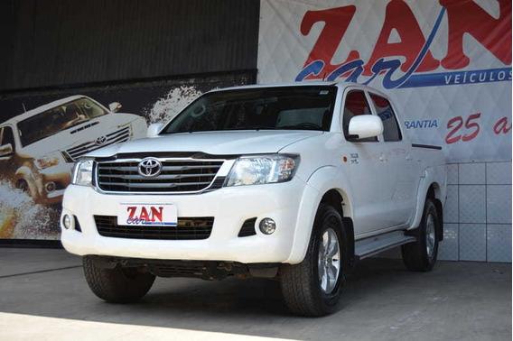 Toyota - Hilux 2.7 Cd Sr 4x2 Flex 2014