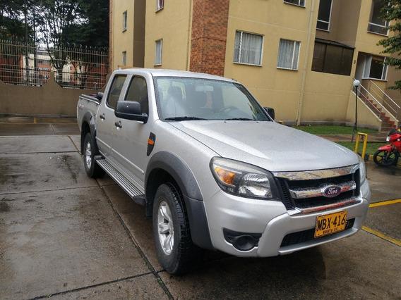 Ford Ranger Xlt 2,5 Disel 4x4 Full 2012