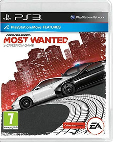 Need Most Wanted - Ps3 Mídia Física Usado