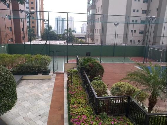 Apartamento Em Tatuapé, São Paulo/sp De 93m² 3 Quartos À Venda Por R$ 750.000,00 - Ap259108