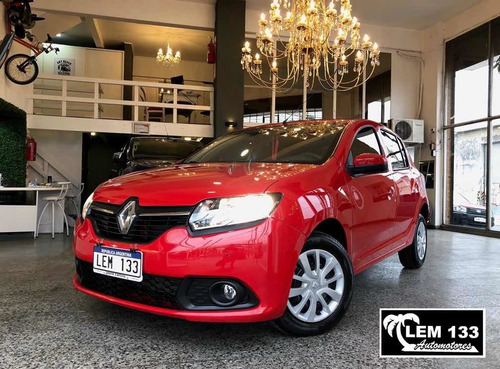 Renault Sandero Linea 2020 Dynamique Excelente, Anticipo $