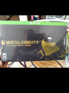 Mortal Kombat X Kollector Edition