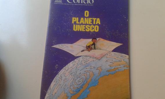 Revista O Correio Unesco - 1976 10 - O Planeta Unesco - Hq