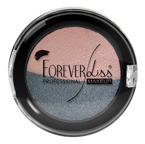 Duo Sombras Baked Luminare Forever Liss - Rosa + Grafite