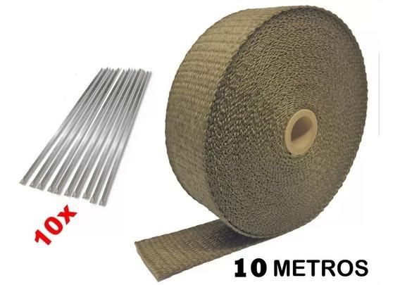 Manta Térmica Termotape Titanium P/ Escape 10 Metro + 10 Zip