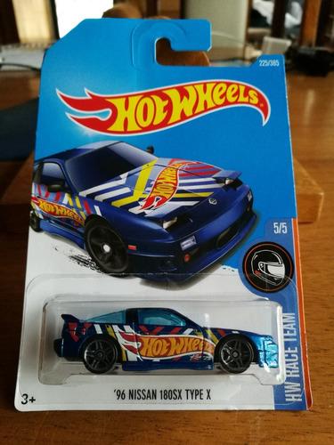 Hot Wheels 96 Nissan 180sx Type X