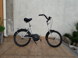 Vendo Bicicleta Aurorita Plegable