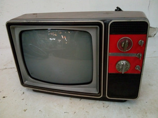 Tv Zenith 12 Retro Vintage A Revisar