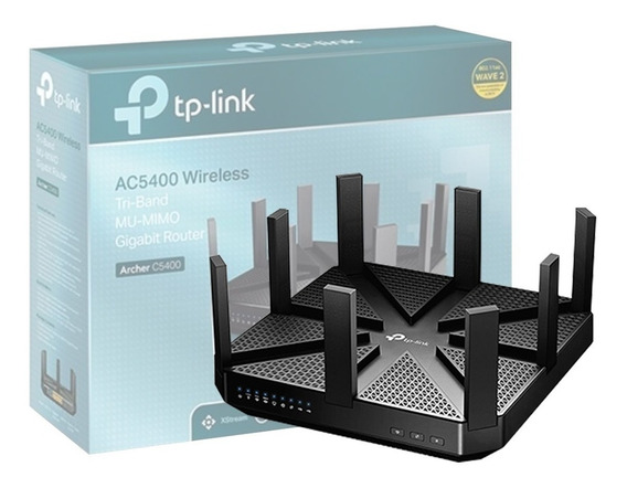 Tp-link Archer C5400 Router Ac5400 Tri-band Gigabit Nf